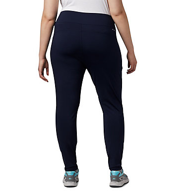 Women's Place to Place™ Highrise Leggings Place to Place™ Highrise Legging | 472 | 1X, Dark Nocturnal, back