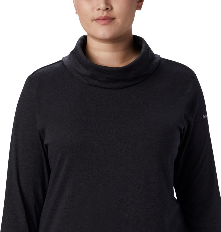 Women's Canyon Point™ Cowl Neck Shirt - Plus Size Women's Canyon Point™ Cowl Neck Shirt - Plus Size, a3