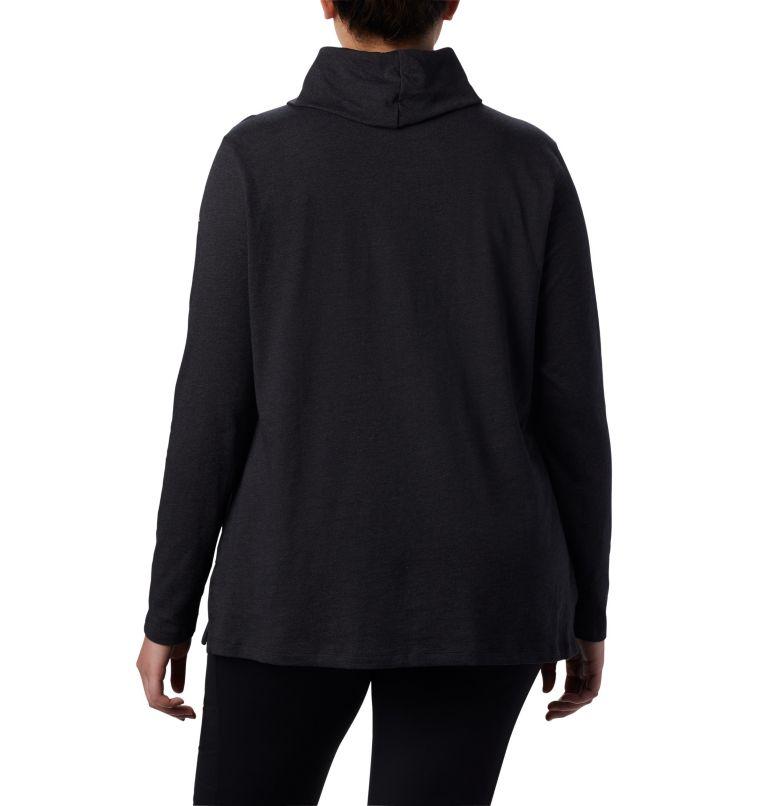 Women's Canyon Point™ Cowl Neck Shirt - Plus Size Women's Canyon Point™ Cowl Neck Shirt - Plus Size, back