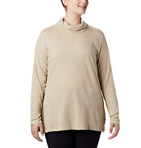 Women's Canyon Point™ Cowl Neck Shirt - Plus Size