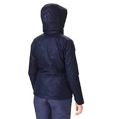 Women's Veloca Vixen Ski Jacket , back