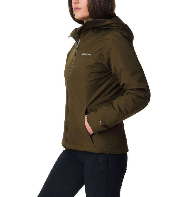 Windgates™ Insulated Jacket | 319 | S Veste Isolée Windgates™ Femme, Olive Green, a1