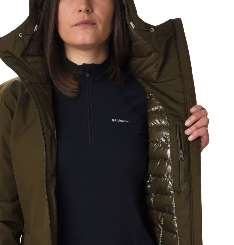 Windgates™ Insulated Jacket | 319 | S Veste Isolée Windgates™ Femme, Olive Green, a2