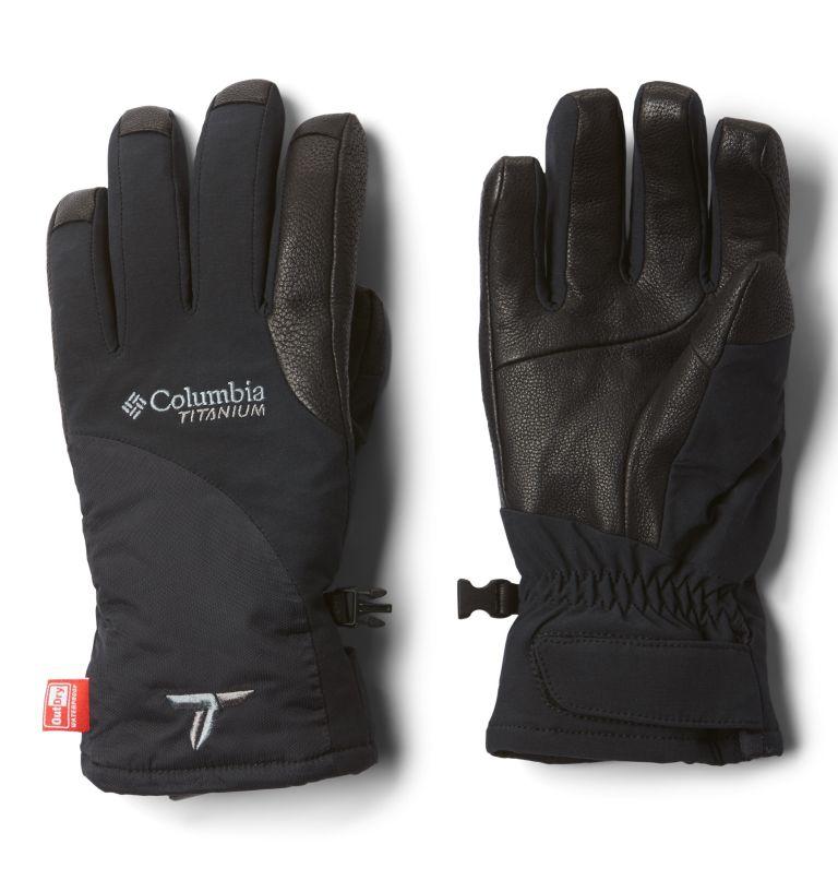 W Powder Keg™ II Glove | 010 | S Women's Powder Keg™ II Gloves, Black, front