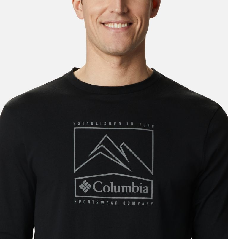 Men's Cades Cove™ Long Sleeve Graphic Tee Men's Cades Cove™ Long Sleeve Graphic Tee, a2