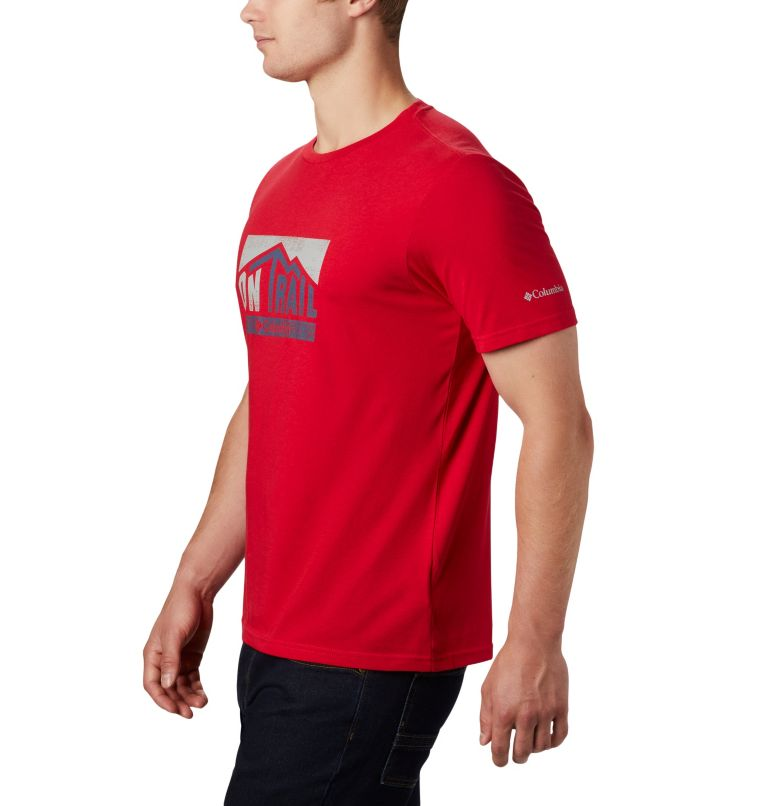 Men's Teihen Trails™ Graphic Tee Men's Teihen Trails™ Graphic Tee, a1