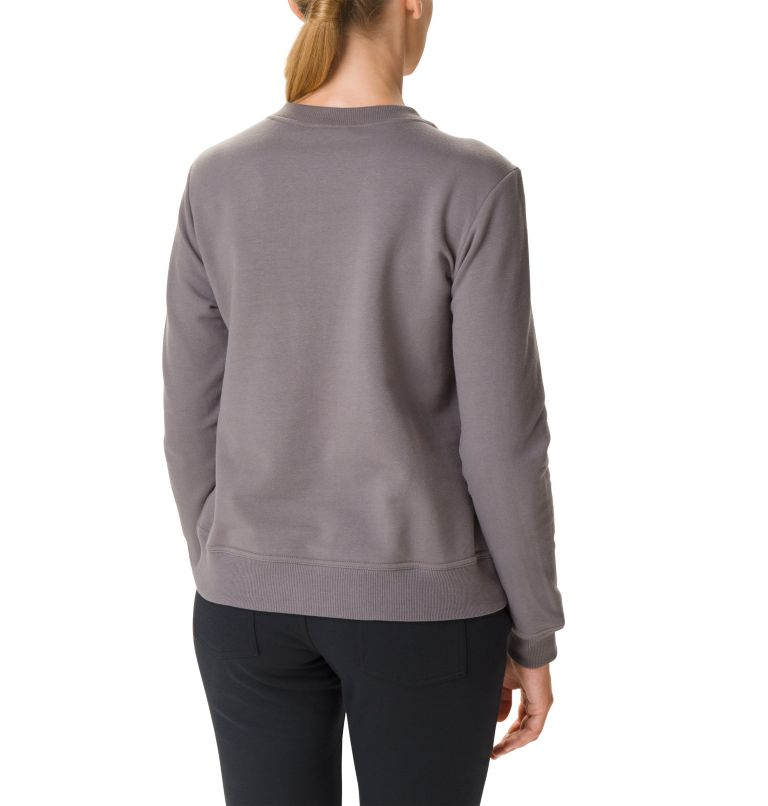 Women's Columbia Lodge Crew Sweatshirt Women's Columbia Lodge Crew Sweatshirt, back