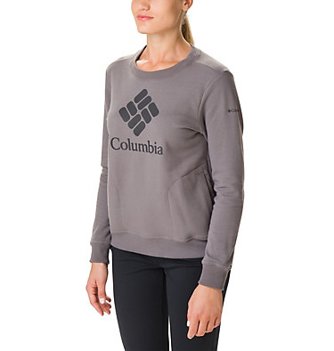Women's Columbia Lodge Crew Sweatshirt , front