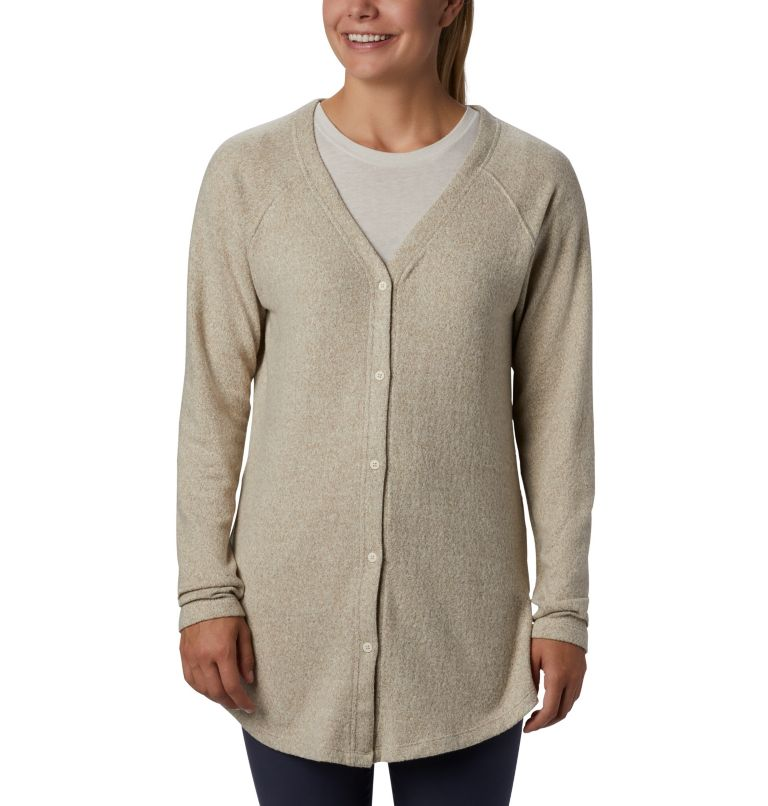 By the Hearth™ Cardigan | 191 | XL Women's By the Hearth™ Cardigan, Chalk, a2
