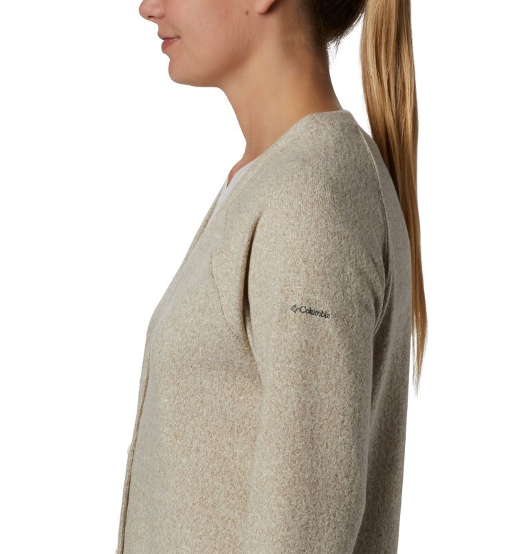 By the Hearth™ Cardigan | 191 | XL Women's By the Hearth™ Cardigan, Chalk, a3