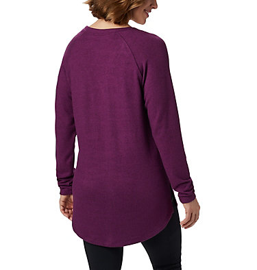 Women's By the Hearth™ Cardigan By the Hearth™ Cardigan   010   L, Black Cherry, back