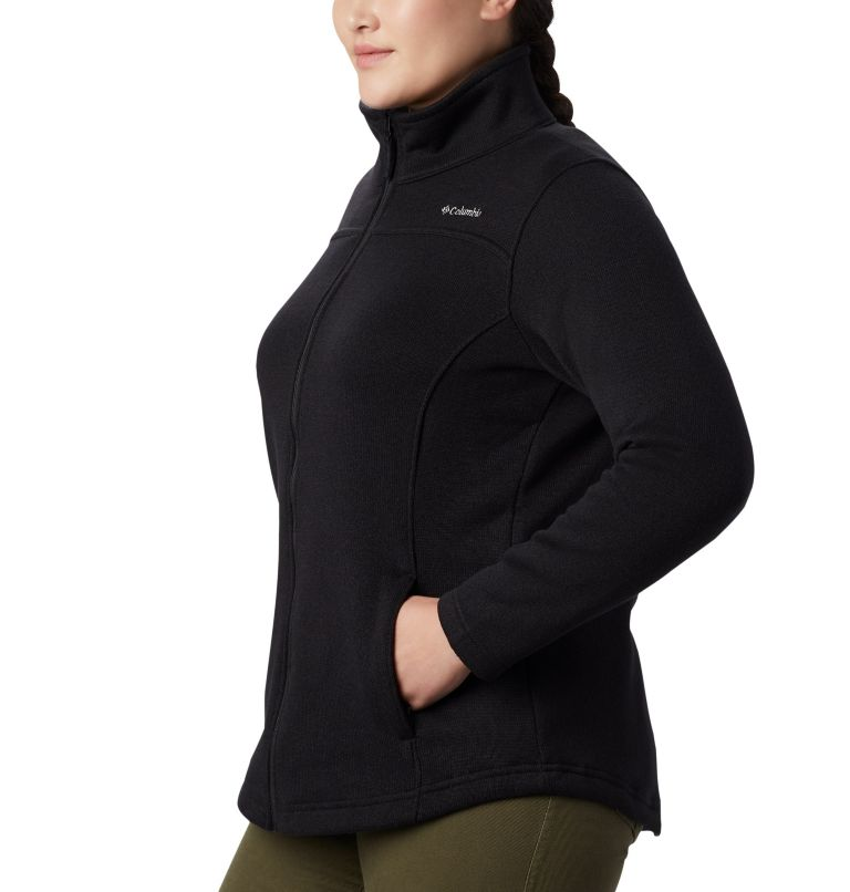 Women's Canyon Point™ Fleece Full Zip - Plus Size Women's Canyon Point™ Fleece Full Zip - Plus Size, a1