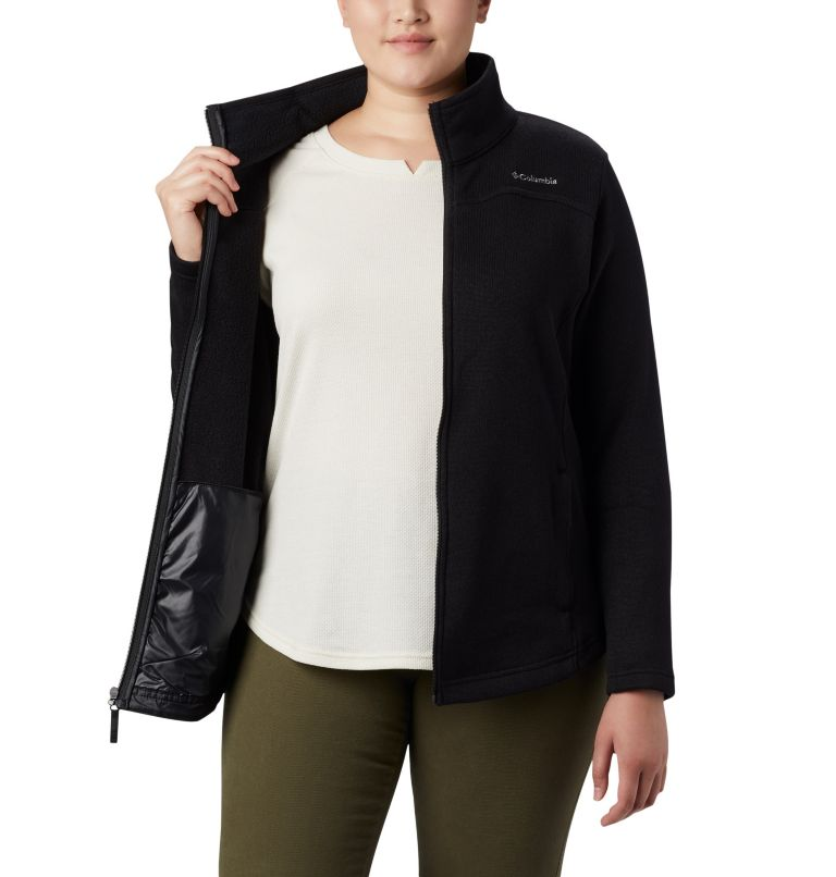 Women's Canyon Point™ Fleece Full Zip - Plus Size Women's Canyon Point™ Fleece Full Zip - Plus Size, a3