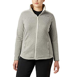 Women's Canyon Point™ Sweater Fleece Full Zip - Plus Size