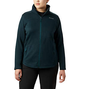 Women's Canyon Point™ Sweater Fleece Full Zip - Plus Size