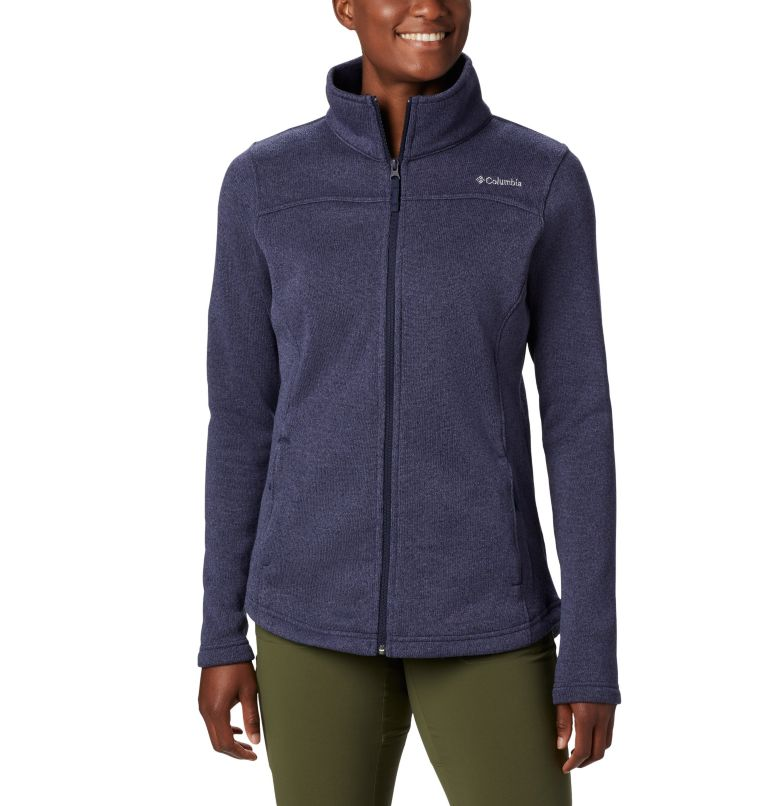 Women's Canyon Point™ Fleece Full Zip Women's Canyon Point™ Fleece Full Zip, front