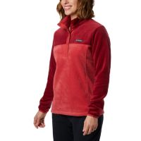 Deals on Columbia Womens Benton Springs Half Snap Pullover