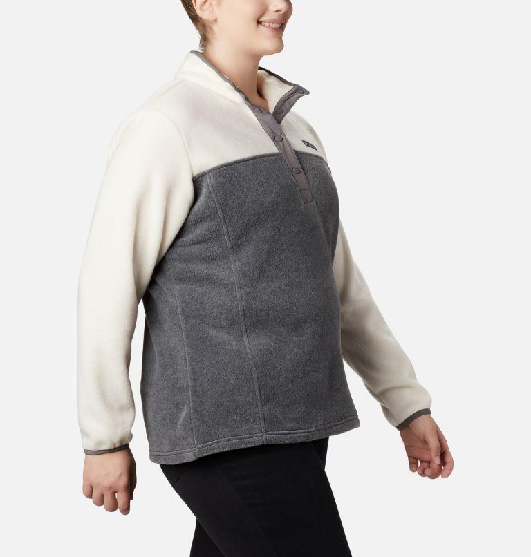 Women's Benton Springs™ 1/2 Snap Pullover - Plus Size Women's Benton Springs™ 1/2 Snap Pullover - Plus Size, a2