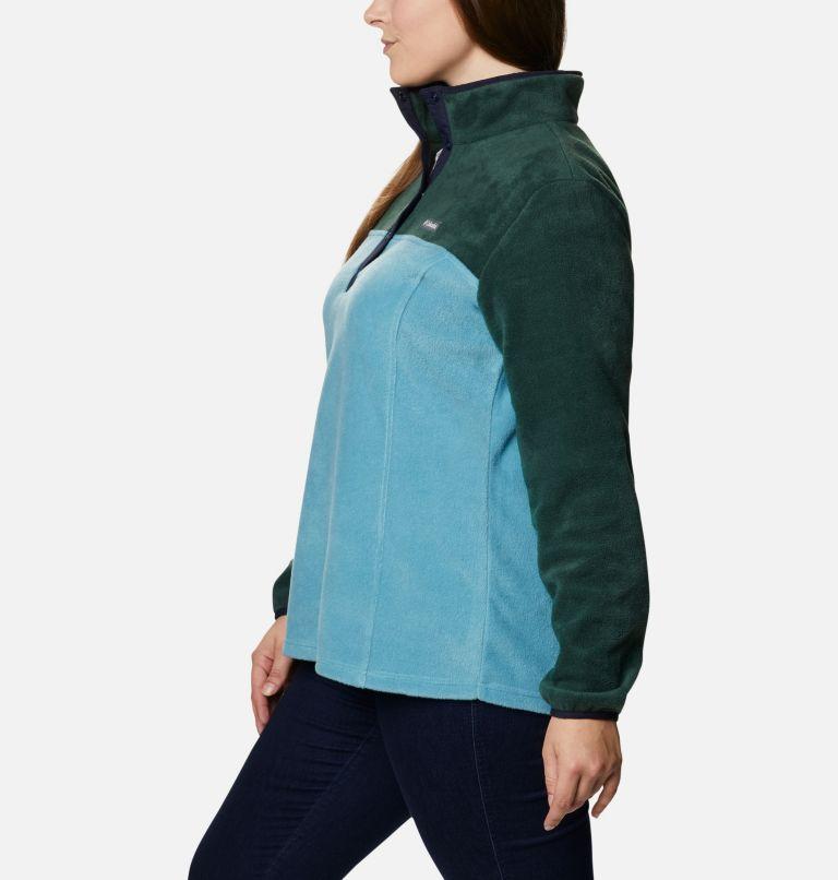 Women's Benton Springs™ Half Snap Pullover - Plus Size Women's Benton Springs™ Half Snap Pullover - Plus Size, a1