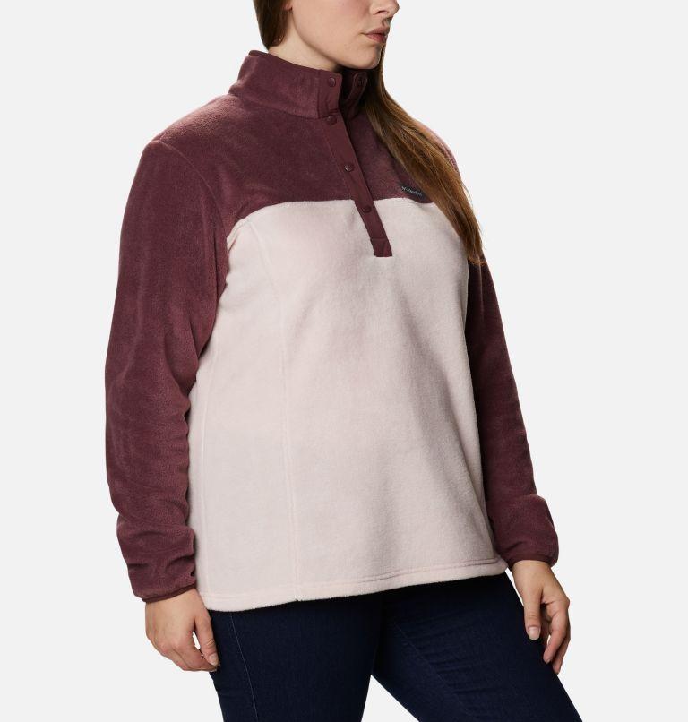 Women's Benton Springs™ 1/2 Snap Pullover - Plus Size Women's Benton Springs™ 1/2 Snap Pullover - Plus Size, a3