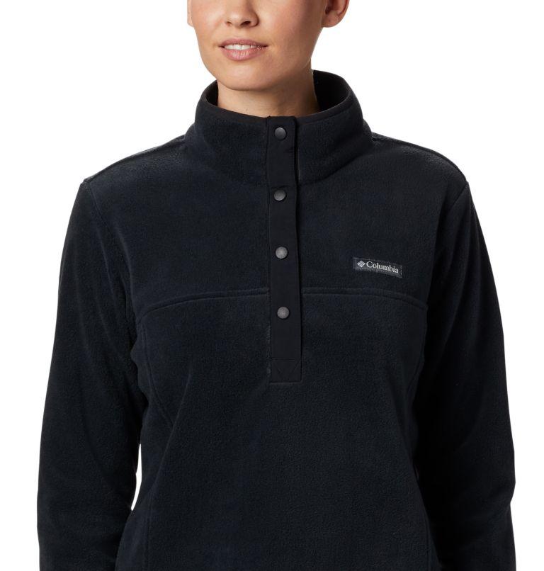 Benton Springs™ 1/2 Snap Pullover   010   PXS Women's Benton Springs™ 1/2 Snap Pullover - Petite, Black, a2