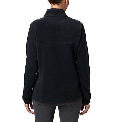 Women's Benton Springs™ Half Snap Pullover - Petite Benton Springs™ 1/2 Snap Pullover | 060 | PXS, Black, back