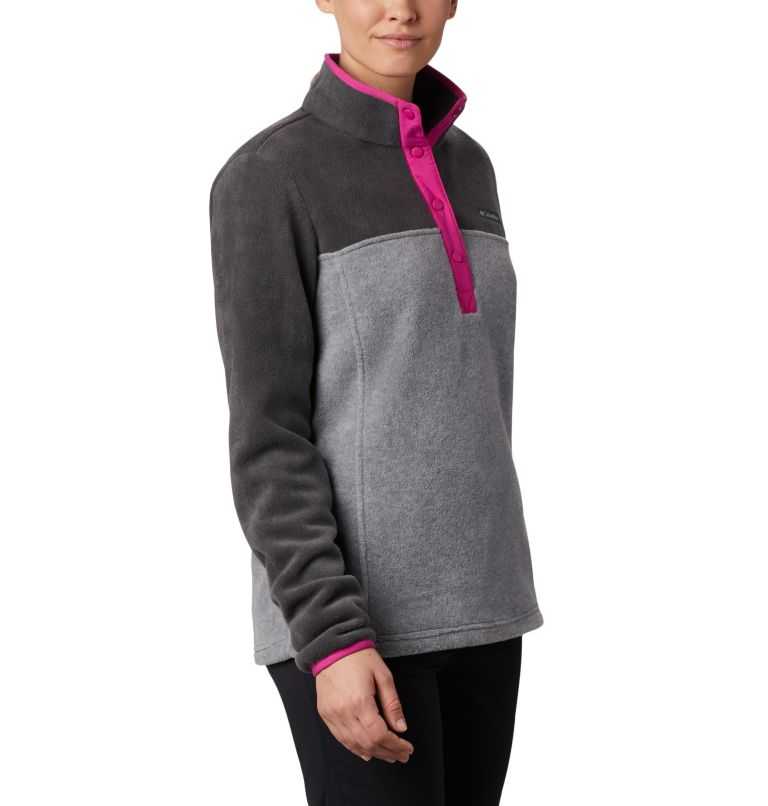 Women's Benton Springs™ Half Snap Pullover - Petite Women's Benton Springs™ Half Snap Pullover - Petite, a3