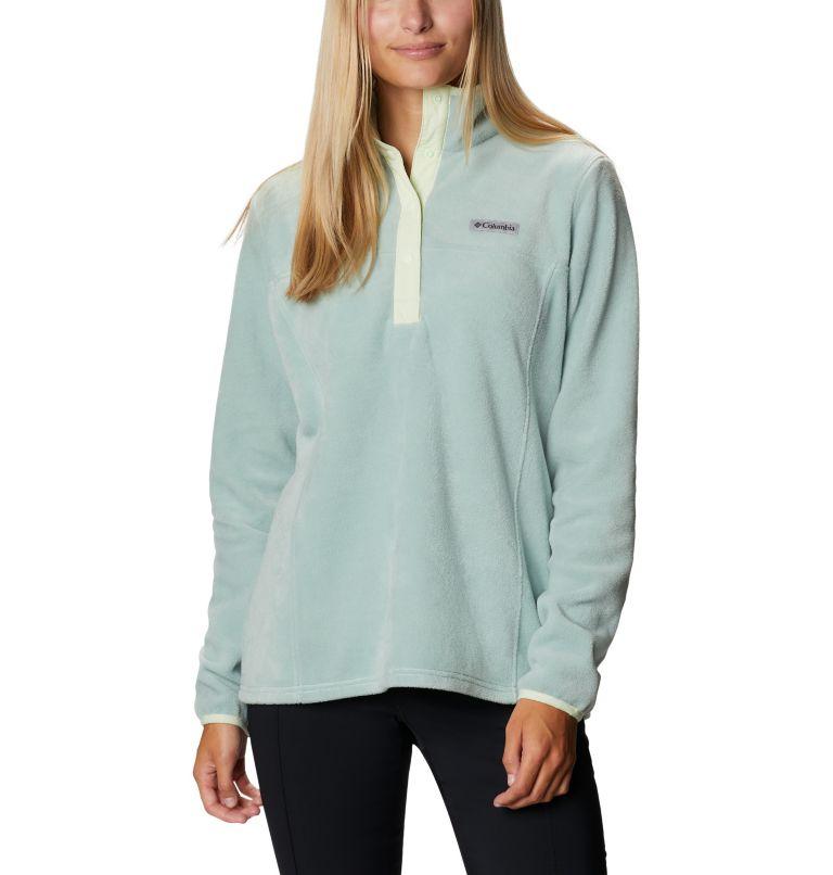Women's Benton Springs™ 1/2 Snap Pullover - Petite Women's Benton Springs™ 1/2 Snap Pullover - Petite, front