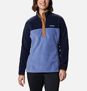 Women's Benton Springs™ Half Snap Pullover - Petite