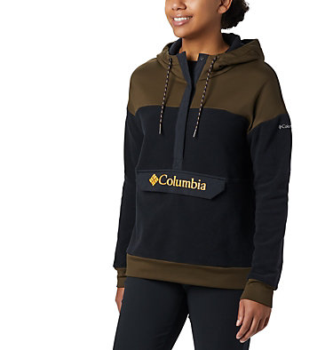 Exploration Fleece-Anorak für Damen , front