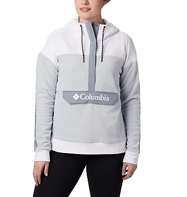 Women's Exploration Fleece Anorak , front
