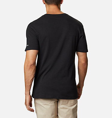 T-shirt Basin Butte™ Short Sleeve Graphic da uomo Basin Butte™ SS Graphic Tee | 010 | S, Black Beaming Range, back