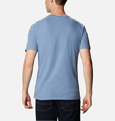 T-shirt Basin Butte™ Short Sleeve Graphic da uomo Basin Butte™ SS Graphic Tee | 010 | S, Bluestone Beaming Range, back