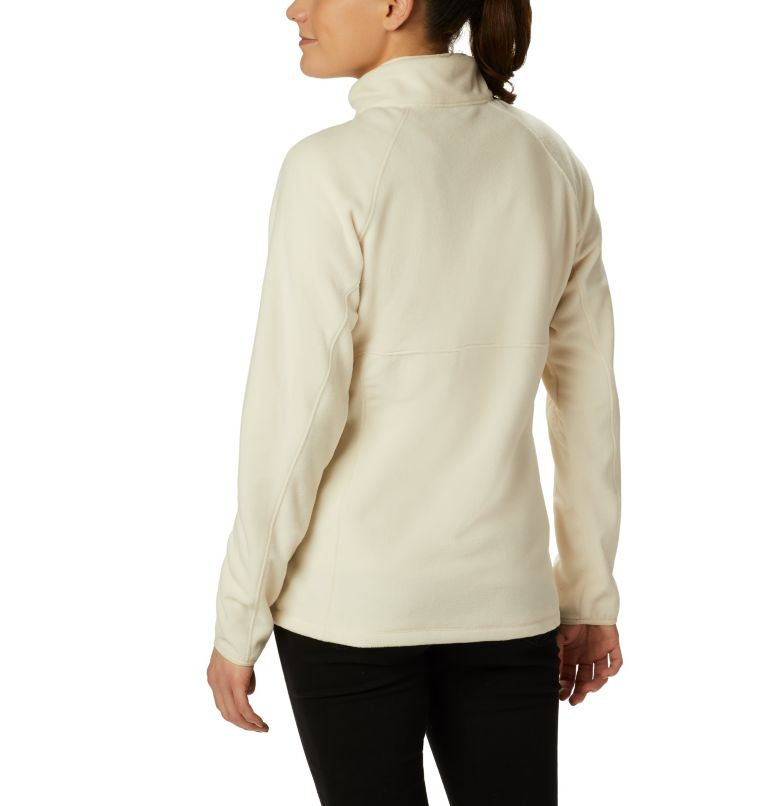 Women's Basin Trail™ Fleece Full Zip Top Women's Basin Trail™ Fleece Full Zip Top, back