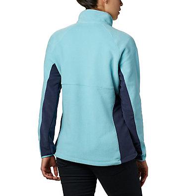 Women's Basin Trail™ Fleece Full Zip Top Basin Trail™ Fleece Full Zip   481   XS, Aquatint, Nocturnal, back