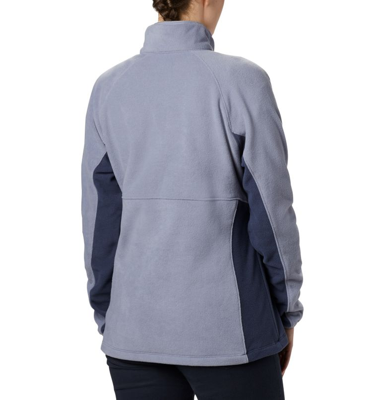 Women's Basin Trail™ Fleece Full Zip Top Women's Basin Trail™ Fleece Full Zip Top, back