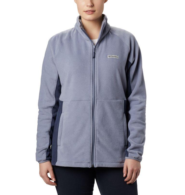 Women's Basin Trail™ Fleece Full Zip Top Women's Basin Trail™ Fleece Full Zip Top, front