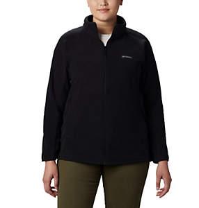 Women's Basin Trail™ Fleece Full Zip - Plus Size