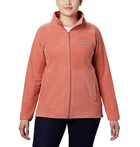 Women's Basin Trail™ Fleece Full Zip - Plus Size