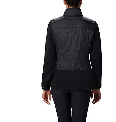 Women's Basin Butte™ Fleece Full Zip Jacket Basin Butte™ Fleece Full Zip   370   L, Black, back