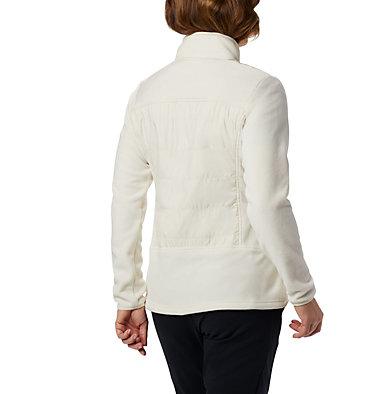 Women's Basin Butte™ Fleece Full Zip Jacket Basin Butte™ Fleece Full Zip   370   L, Chalk, back