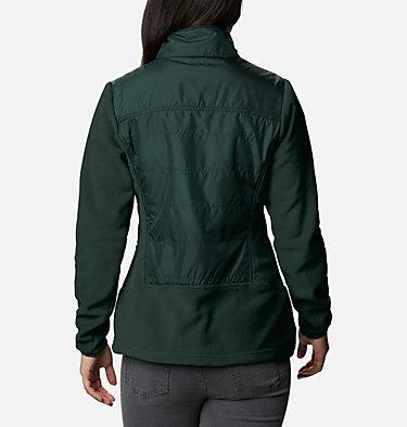 Women's Basin Butte™ Fleece Full Zip Jacket Basin Butte™ Fleece Full Zip   370   L, Spruce, back