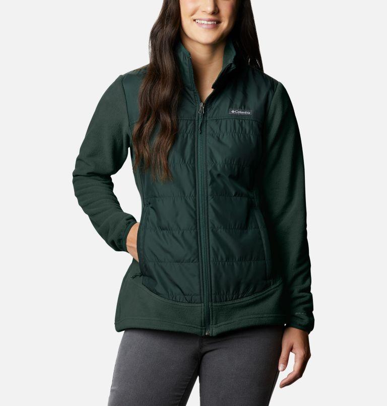 Women's Basin Butte™ Fleece Full Zip Women's Basin Butte™ Fleece Full Zip, front