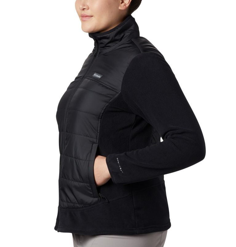 Women's Basin Butte™ Fleece Full Zip - Plus Size Women's Basin Butte™ Fleece Full Zip - Plus Size, a1