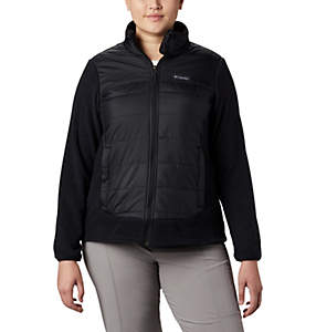 Women's Basin Butte™ Fleece Full Zip - Plus Size