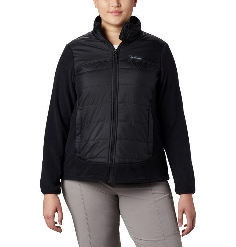 Women's Basin Butte™ Fleece Full Zip - Plus Size | Columbia Sportswear