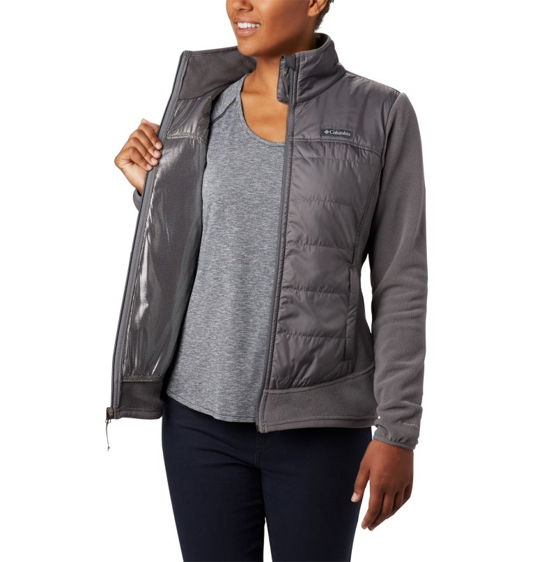 Women's Basin Butte™ Fleece Full Zip - Plus Size Women's Basin Butte™ Fleece Full Zip - Plus Size, a2