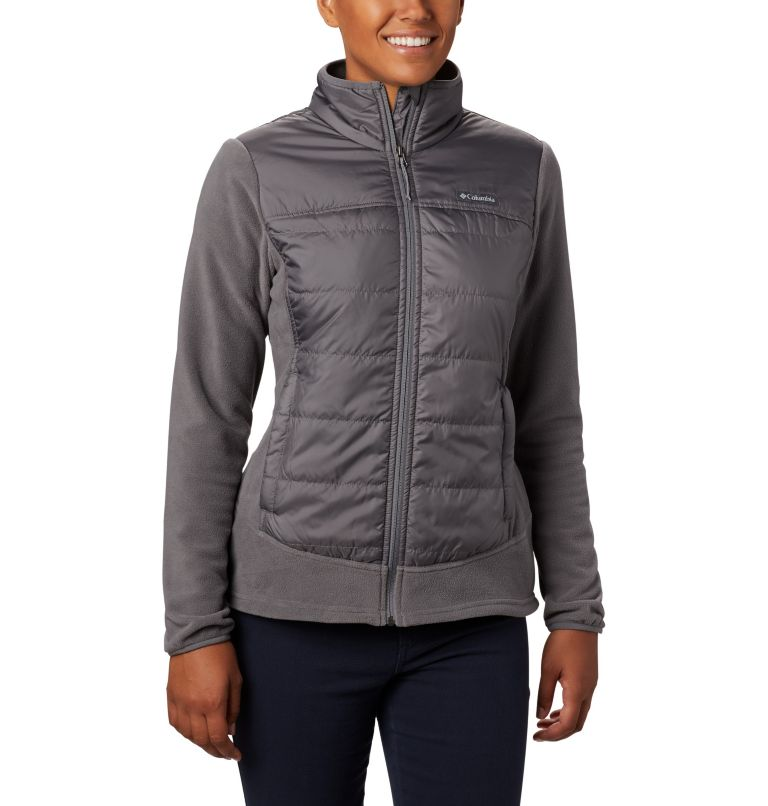 Women's Basin Butte™ Fleece Full Zip - Plus Size Women's Basin Butte™ Fleece Full Zip - Plus Size, front