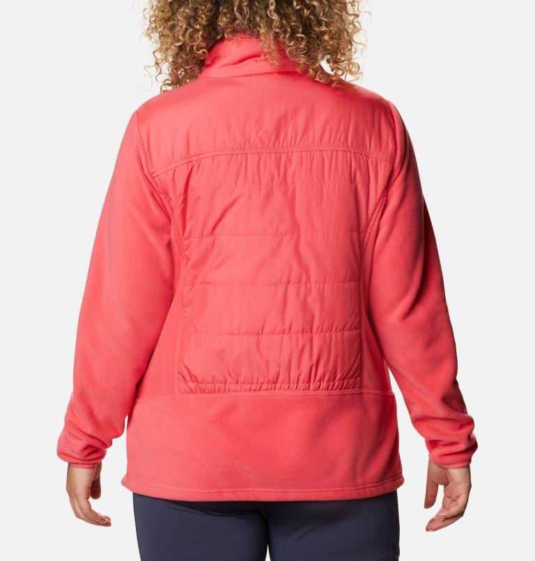 Women's Basin Butte™ Fleece Full Zip - Plus Size Women's Basin Butte™ Fleece Full Zip - Plus Size, back