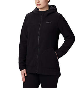 Women's Canyon Point™ Hooded Sherpa Full Zip